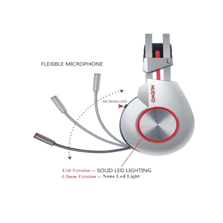 Xıberıa K5 Usb 7.1 Ses/3.5mm Ağır Bass Oyuncu Kulaklık - Tosun Elektronik -  En ucuz elektronik aletler